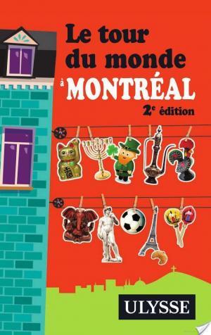 Affiche Le tour du monde à Montréal 2ED