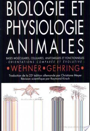 Affiche Biologie et physiologie animales