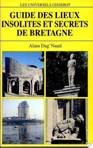Affiche Guide des lieux insolites et secrets de Bretagne