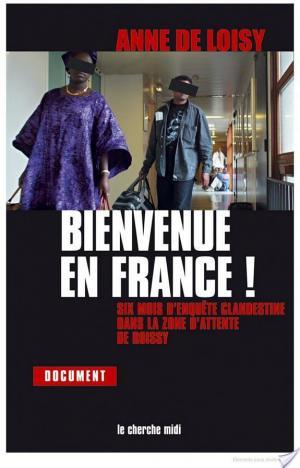 Affiche Bienvenue en France !