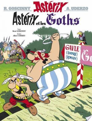 Affiche Astérix - Astérix et les Goths -