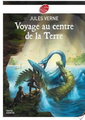 Affiche Voyage au centre de la Terre - Texte Abrégé