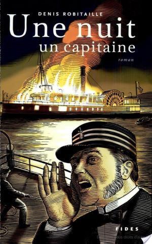 Affiche Une nuit, un capitaine