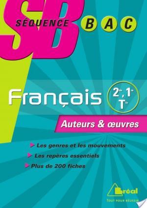 Affiche Français 2de, 1e, Tle L