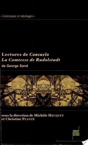 Affiche Lectures de Consuelo, la comtesse de Rudolstadt de George Sand