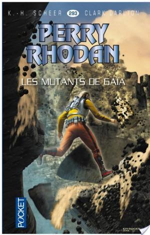 Affiche Perry Rhodan n°293 - Les Mutants de Gaïa