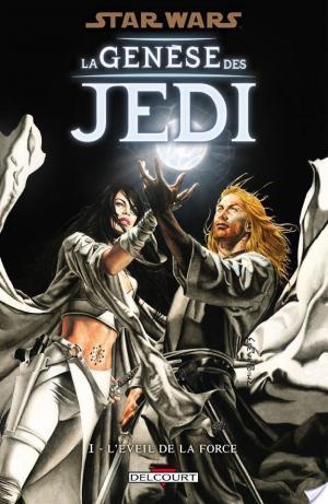 Affiche Star Wars - La Genèse des Jedi T01