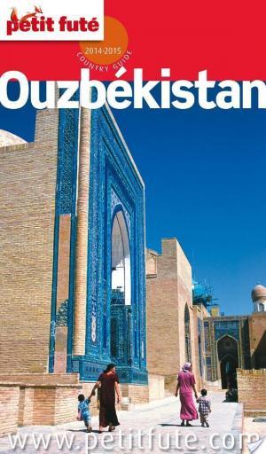 Affiche Ouzbékistan 2014-2015 Petit Futé (avec cartes, photos + avis des lecteurs)