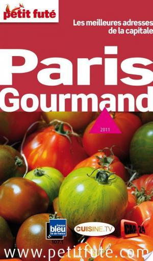 Affiche Paris Gourmand 2011