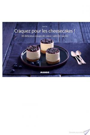 Affiche Craquez pour les cheesecakes !