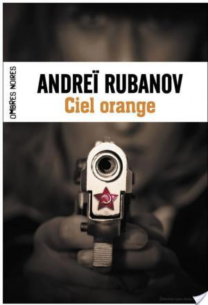 Affiche Ciel Orange