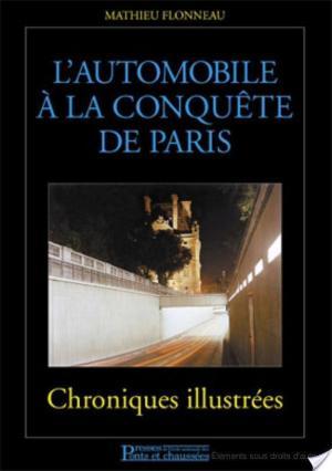 Affiche L'automobile à la conquête de Paris