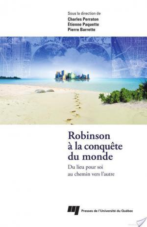 Affiche Robinson à la Conquête du Monde