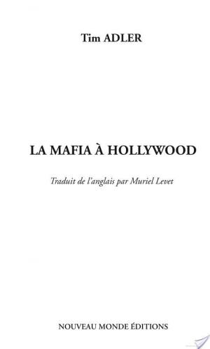Affiche La Mafia à Hollywood