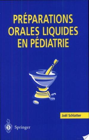 Affiche Préparations orales liquides en pédiatrie