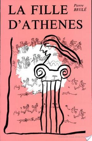 Affiche La fille d'Athènes