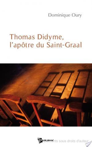 Affiche Thomas Didyme, l'apôtre du Saint-Graal