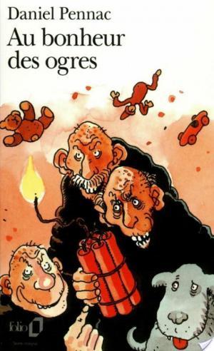 Affiche Au bonheur des ogres - La saga Malaussène