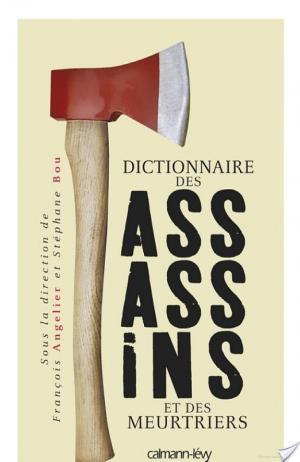 Affiche Dictionnaire des assassins et des meurtriers