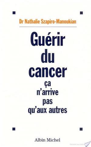 Affiche Guérir du cancer