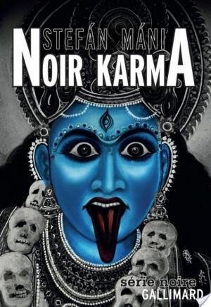 Affiche Noir Karma