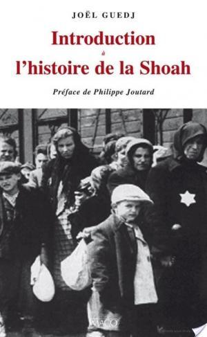 Affiche Introduction à l'histoire de la Shoah