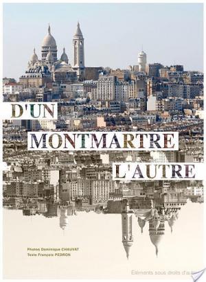 Affiche D'un Montmartre l'autre