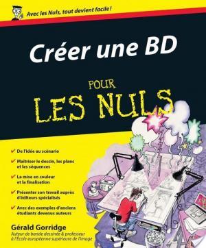 Affiche Créer une BD Pour les Nuls