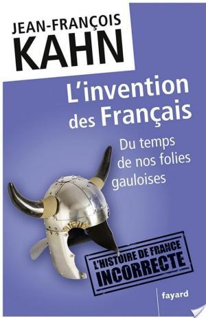 Affiche L'invention des Français