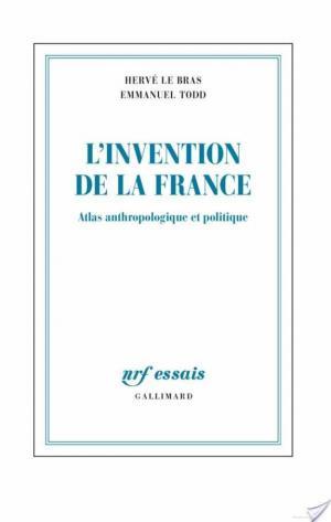 Affiche L'invention de la France