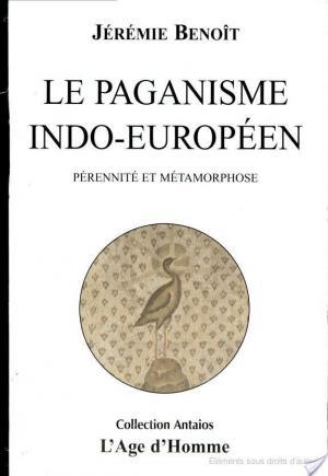 Affiche Le paganisme indo-européen
