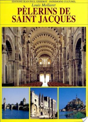 Affiche Pèlerins de saint Jacques Gisserot-patrimoine