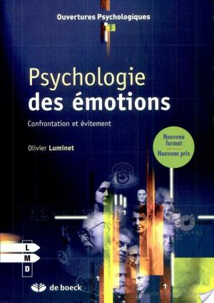 Affiche Psychologie des émotions