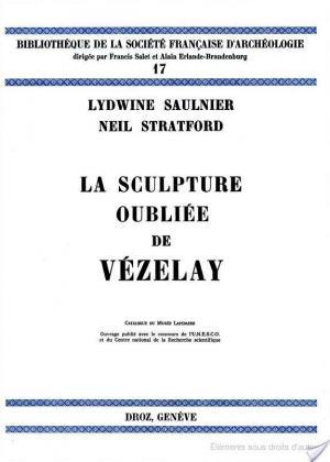Affiche La sculpture oubliée de Vézelay