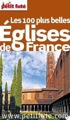Affiche Les 100 plus belles églises de France 2011 - 2012