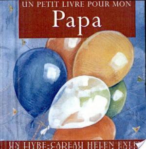 Affiche Un petit livre pour mon papa