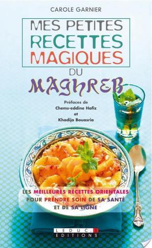Affiche Mes petites recettes magiques du Maghreb