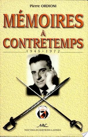 Affiche Mémoires à contretemps 1945-1972