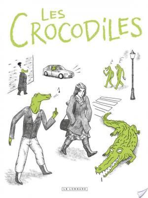 Affiche Les Crocodiles