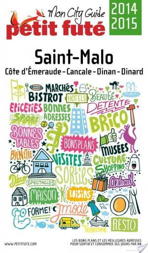 Affiche Saint-Malo 2014-2015 Petit Futé (avec cartes, photos + avis des lecteurs)