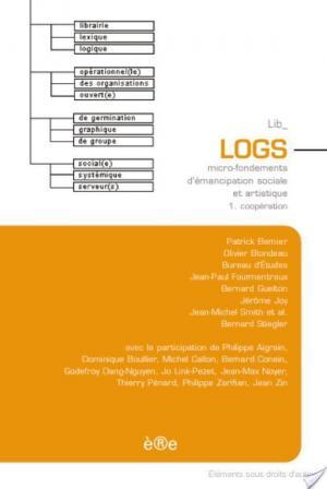 Affiche LOGS micro-fondements d'émancipation sociale et artistique