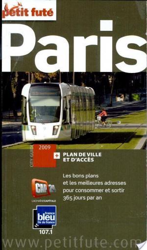 Affiche Petit Futé Paris