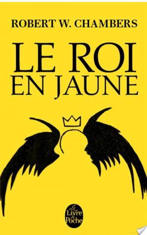 Affiche Le Roi en jaune