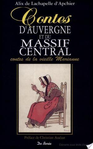 Affiche Contes d'Auvergne et du Massif Central