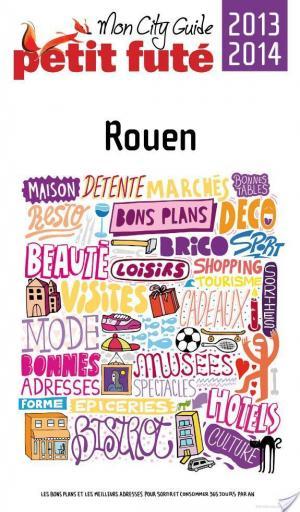 Affiche Rouen 2013-2014 Petit Futé (avec photos et avis des lecteurs)