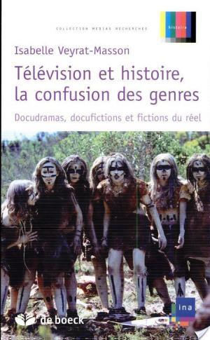 Affiche Télévision et histoire, la confusion des genres