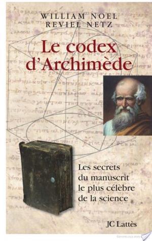 Affiche Le codex d'Archimède