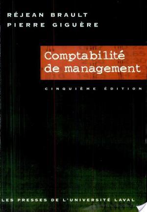 Affiche Comptabilité de Management