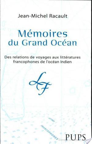 Affiche Mémoires du grand océan