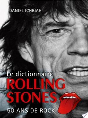 Affiche Dictionnaire Rolling Stones